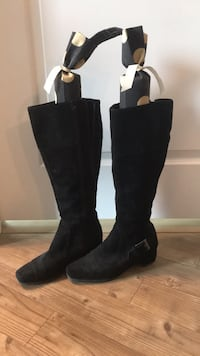 Suede tall boots -  Falls Church, 22042