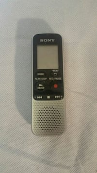 Sony digital voice recorder 25$ Kingston, K7K 2L1
