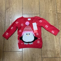 Baby Christmas jumper size 6-9 months new with tags  Birmingham, B42 1SH