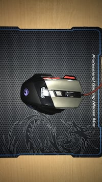 Everest SGM-x7 Pro Gaming Mause