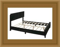 Queen bed platform bed with mattress Woodbridge, 22191