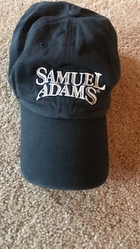Blue and white samuel adams embroidered cap West Manchester, 17408