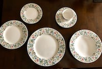 Set of Mikasa Dishes- 8 complete place settings Pittsburgh, 15228
