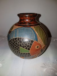 Beatiful Nicaraguan hand crafted pottery