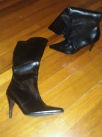 New leather boots Johnson City, 37604
