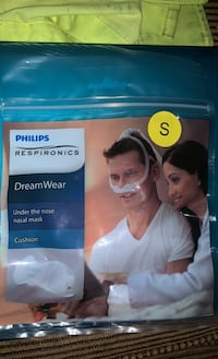 Phillips Respironics Dreamwear cushion (small)