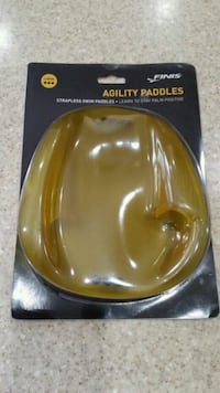 Finis Agility Hand Paddles  Chantilly, 20152
