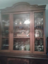 Antique China buffet and hutch  Gatineau, J8Z 1T7