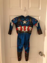 Children's Captain America costume  Fairfax, 22030