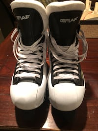 Graf Goalie Pro Hockey Skates West Friendship, 21794