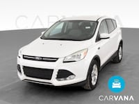 2015 Ford Escape suv SE Sport Utility 4D White  Fort Myers