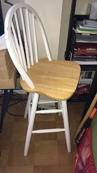 high wooden  roating chair 2 of them Alexandria, 22304