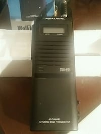 1980's Realistic 40 Channel Walkie Talkie  Kitchener, N2H 1K1