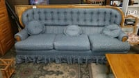 Vintage 1960's high back couch  Omaha, 68102
