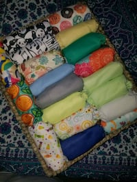 Cloth diapers !