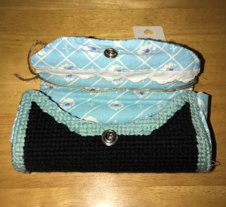 Retro Style Sunglasses Case - NJ