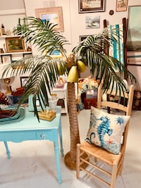 Unique Exotic Palm Tree Lamp Kensington, 20895