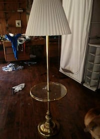 Floor lamp and table Dallas, 75217