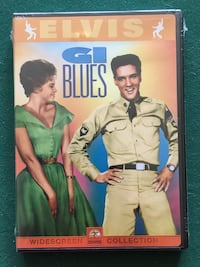 Brand new Elvis GI Blues DVD Toronto, M2M 0B1