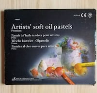 2 Artist Quality Oil Pastel Sets Hagerstown