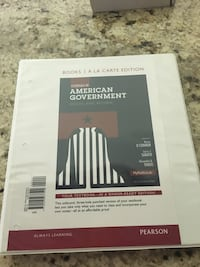 American Government: Roots and Reform, 2012 Election Edition (12th Edition) Missouri City, 77459
