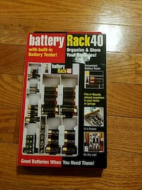 Battery  Rack 40 Laurel, 20707