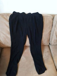 women's black pants Medicine Hat, T1A 6N3
