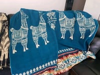 New bed spread made from Llama  Côte Saint-Luc, H4V