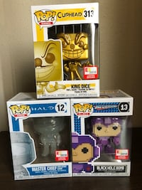 E3 Limited Edition Funko Pops Indio, 92201