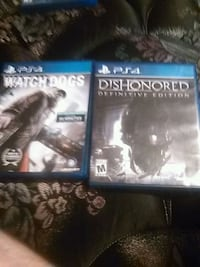 Watchdogs and Dishonored: Definitive Edition