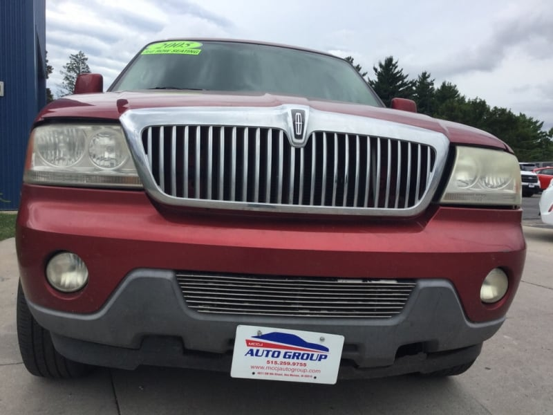 2005 Lincoln Aviator 4dr AWD GUARANTEED CREDIT APPROVAL 2