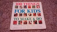 100 THINGS TO MAKE AND DO PROJECT BOOK