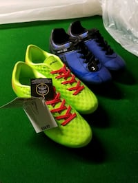 Brand new Soccer Shoes size 2  Calgary, T3L 3C5