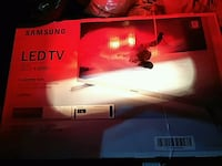 Samsung LED TV box