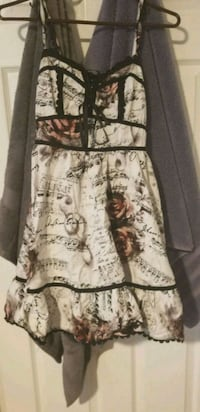 Music note dress hot topic Colorado Springs, 80918