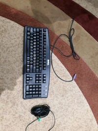 PS/2 keyboards and 1 PS/2 mouse , 1 USB Mouse Mississauga, L5W 1J7