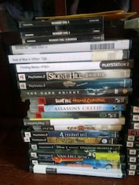 assorted DVD movie case lot Harahan, 70123