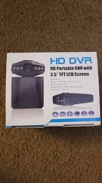 HD DVR DashCam 172 mi