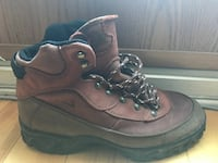 NEW NIKE ACG LEATHER HIKING BOOTS SHOES SIZE 10.5 Montréal, H2X 2K3