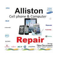 Cell Phone , Computer & Android Box Sales Service  New Tecumseth, L9R 1S9