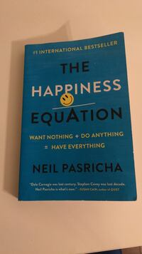 The Happiness Equation by Neil Pasricha Mississauga, L5N