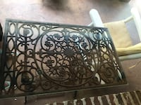 Cast iron antique sewing table Madison, 39110