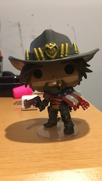 Mcree Overwatch Pop