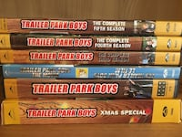 Trailer Park Boys DVDs Set Vaughan, L6A 1S6