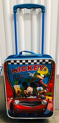Mickey Mouse Kids luggage
