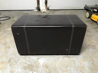 Black and gray chest box Mississauga, L5L 3H1