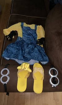 Minions dress up costume Springfield, 22153
