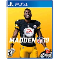 Madden 19 Baltimore, 21201