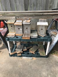 I Need Old Fencing For Bird House
