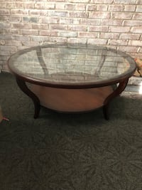 Ethan Allen Cirque Coffee Table
